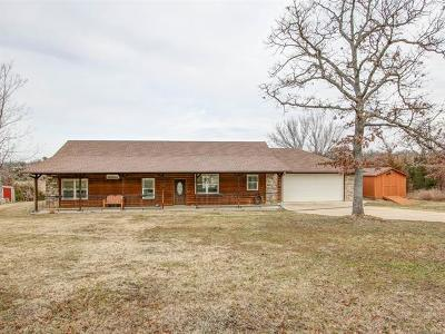 Sand Springs Single Family Home For Sale: 690 Mayfield Road