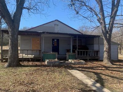 Creek County Single Family Home For Sale: 602 N 3rd Street