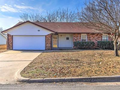 Broken Arrow Single Family Home For Sale: 9428 S 280th East Avenue