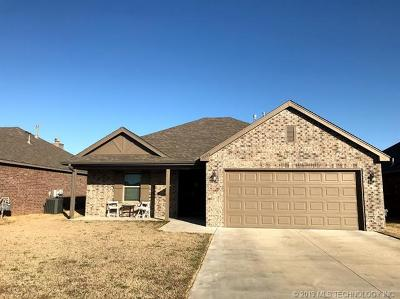 Coweta Single Family Home For Sale: 14185 S 270th East Avenue