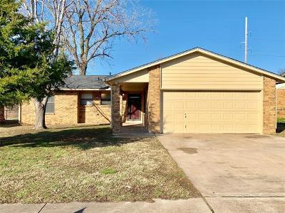 Broken Arrow Single Family Home For Sale: 804 S Lions Avenue