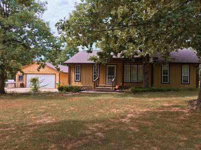 Creek County Single Family Home For Sale: 24099 Milfay Road