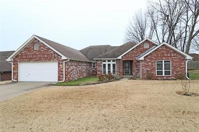 Bartlesville Single Family Home For Sale: 5628 Parkhill Loop