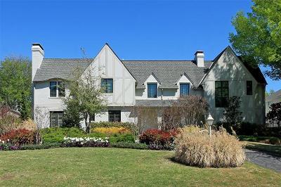 Creek County, Okmulgee County, Tulsa County Single Family Home For Sale: 2235 E 26th Street