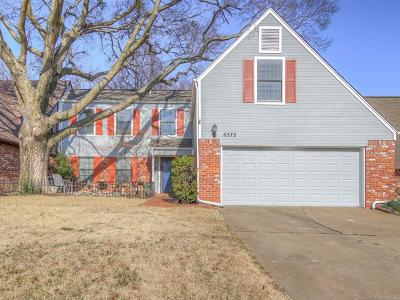 Single Family Home For Sale: 6372 S 86th East Avenue