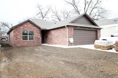 Sapulpa Single Family Home For Sale: 520 S Independence Street