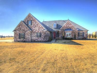 Oologah Single Family Home For Sale: 12273 Parkland Court