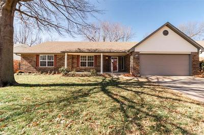 Tulsa Single Family Home For Sale: 10908 S 85th East Avenue