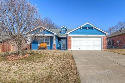 Owasso Single Family Home For Sale: 9507 E 97th Street North