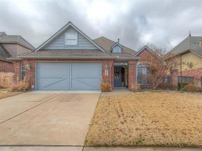 Broken Arrow Single Family Home For Sale: 804 S Aster Avenue