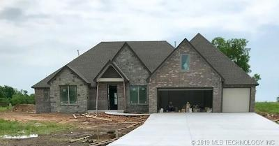 Fort Gibson Single Family Home For Sale: 1575 E Clara Court