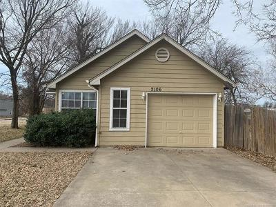 Tulsa Single Family Home For Sale: 2106 N Norfolk Avenue
