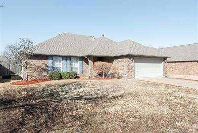 Broken Arrow Single Family Home For Sale: 4702 S 195th East Avenue