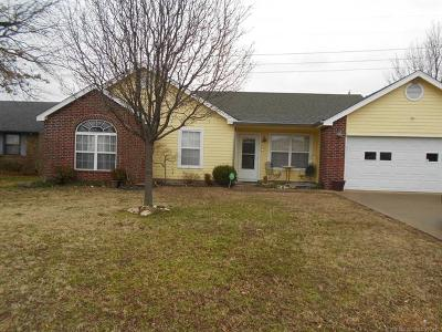 Wagoner Single Family Home For Sale: 1412 Ford Circle Drive