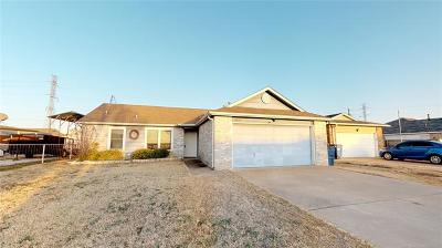Single Family Home For Sale: 9833 N 43rd East Avenue