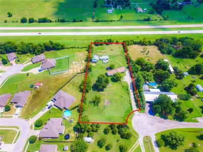 Residential Lots & Land For Sale: 13007 N 135th East Avenue E