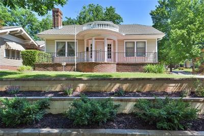 Tulsa Single Family Home For Sale: 1351 E 19th Street