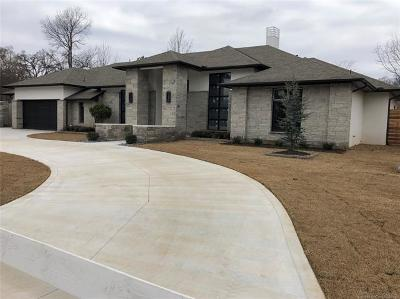 Tulsa County Single Family Home For Sale: 6918 S Evanston Avenue