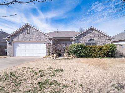 Sapulpa Single Family Home For Sale: 9238 Columbia Street
