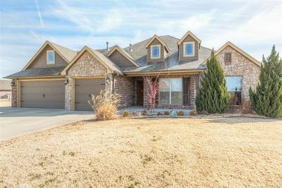 Collinsville Single Family Home For Sale: 5950 E 142nd Street North