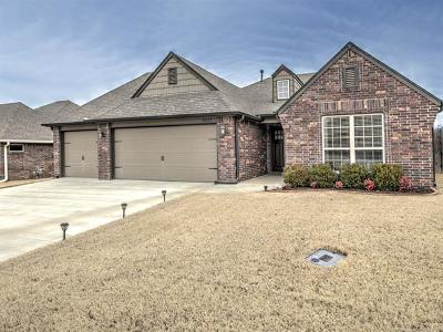 Owasso Single Family Home For Sale: 8533 N 77th East Avenue