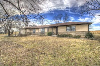 Oologah Single Family Home For Sale: 5140 E 400 Road