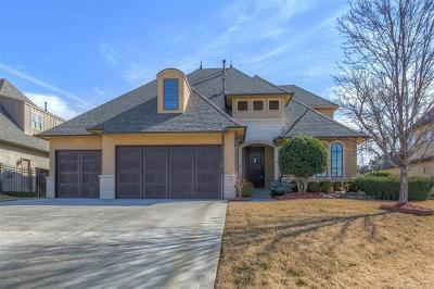 Tulsa Single Family Home For Sale: 10977 S 93rd East Place