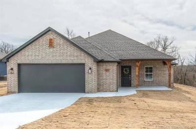 Sand Springs Single Family Home For Sale: 420 E 48th Court