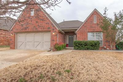 Jenks Single Family Home For Sale: 12514 S 3rd Court