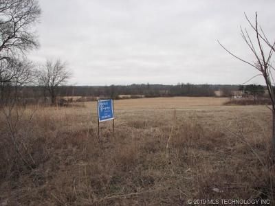Residential Lots & Land For Sale: 35736 E 151st Street S