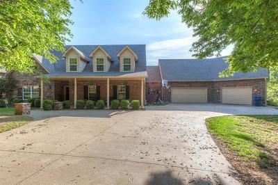 Owasso Single Family Home For Sale: 7221 N 202nd East Avenue