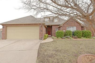 Owasso Single Family Home For Sale: 9803 N 98th East Court