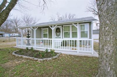 Collinsville Single Family Home For Sale: 604 N 14th Street