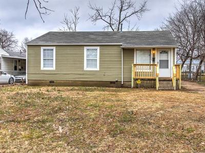 Tulsa Single Family Home For Sale: 3144 E Woodrow Street