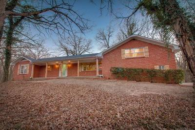 Ada Single Family Home For Sale: 1301 S Constant Street