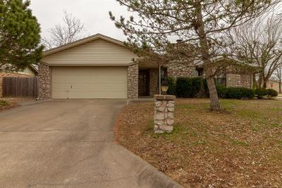 Pryor Single Family Home For Sale: 1125 Cottonwood Court