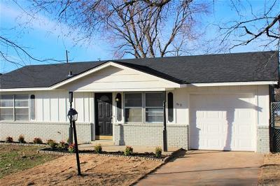 Claremore Single Family Home For Sale: 912 W 10th Street