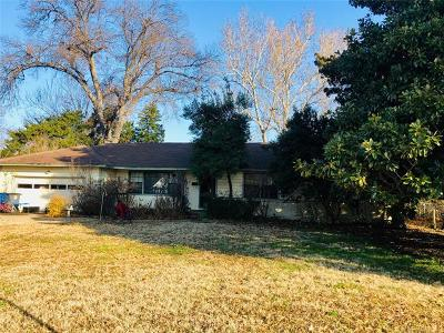 Tulsa Single Family Home For Sale: 1925 55th Place