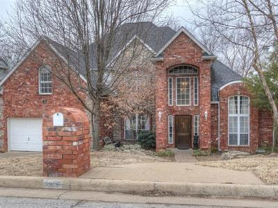 Tulsa Single Family Home For Sale: 3906 S 74th West Avenue