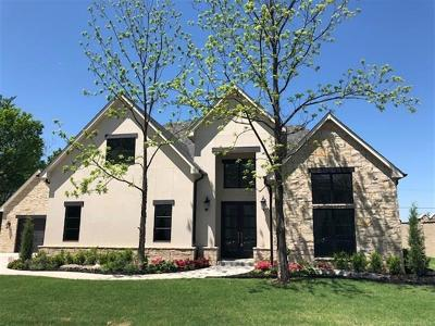 Bixby Single Family Home For Sale: 12210 S 65th East Place