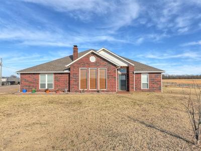 Bristow Single Family Home For Sale: 12261 S 337th West Avenue