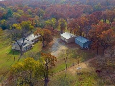 Wagoner Single Family Home For Sale: 73809 Cyclone Hollow Road