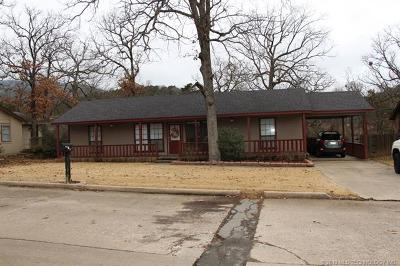 Poteau OK Single Family Home For Sale: $99,000