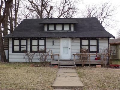 Tulsa Single Family Home For Sale: 1316 S Trenton Avenue