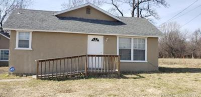 Tulsa Single Family Home For Sale: 4400 N Peoria Avenue