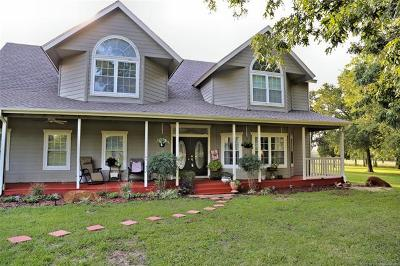 Sand Springs Single Family Home For Sale: 5884 N Pecan Street