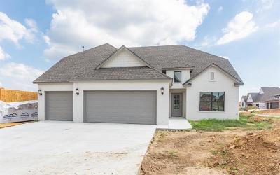Tulsa Single Family Home For Sale: 1026 W 87th Street