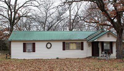 Wagoner Single Family Home For Sale: 70061 S 330 Road