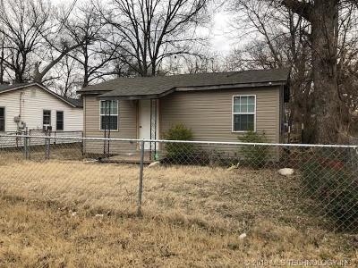 Tulsa Single Family Home For Sale: 123 S 35th West Avenue