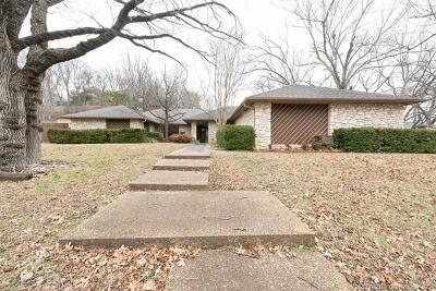 Tulsa Single Family Home For Sale: 9005 S Joplin Avenue